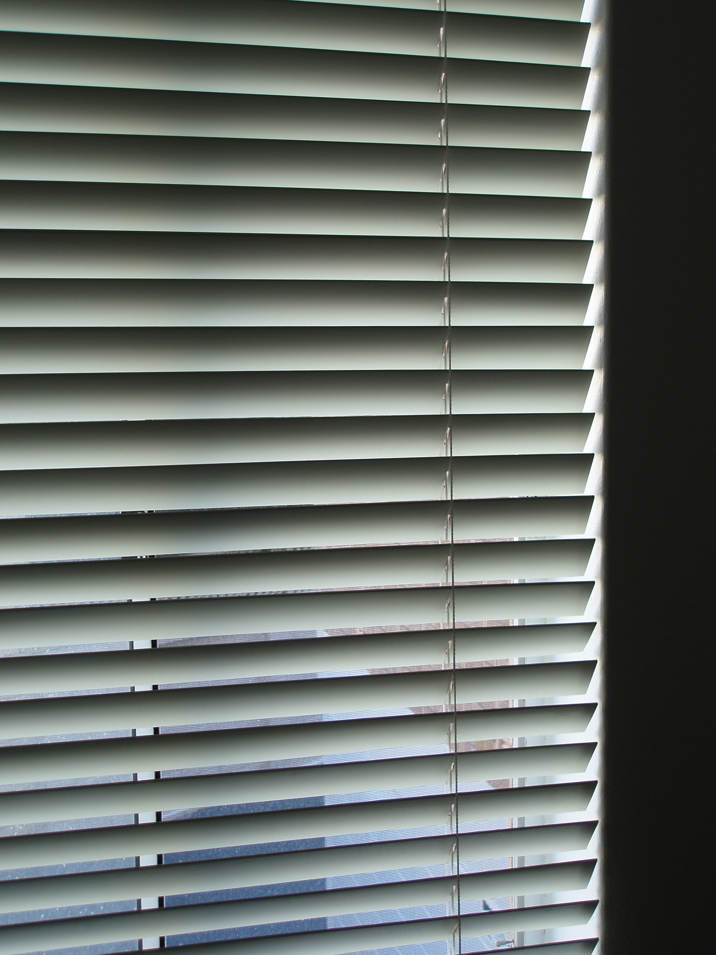 blinds with drawstring photo stock royalty metal texture