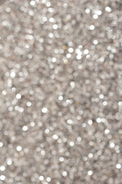 Sparkling Silver Glitter Diffuse Background | Free ...