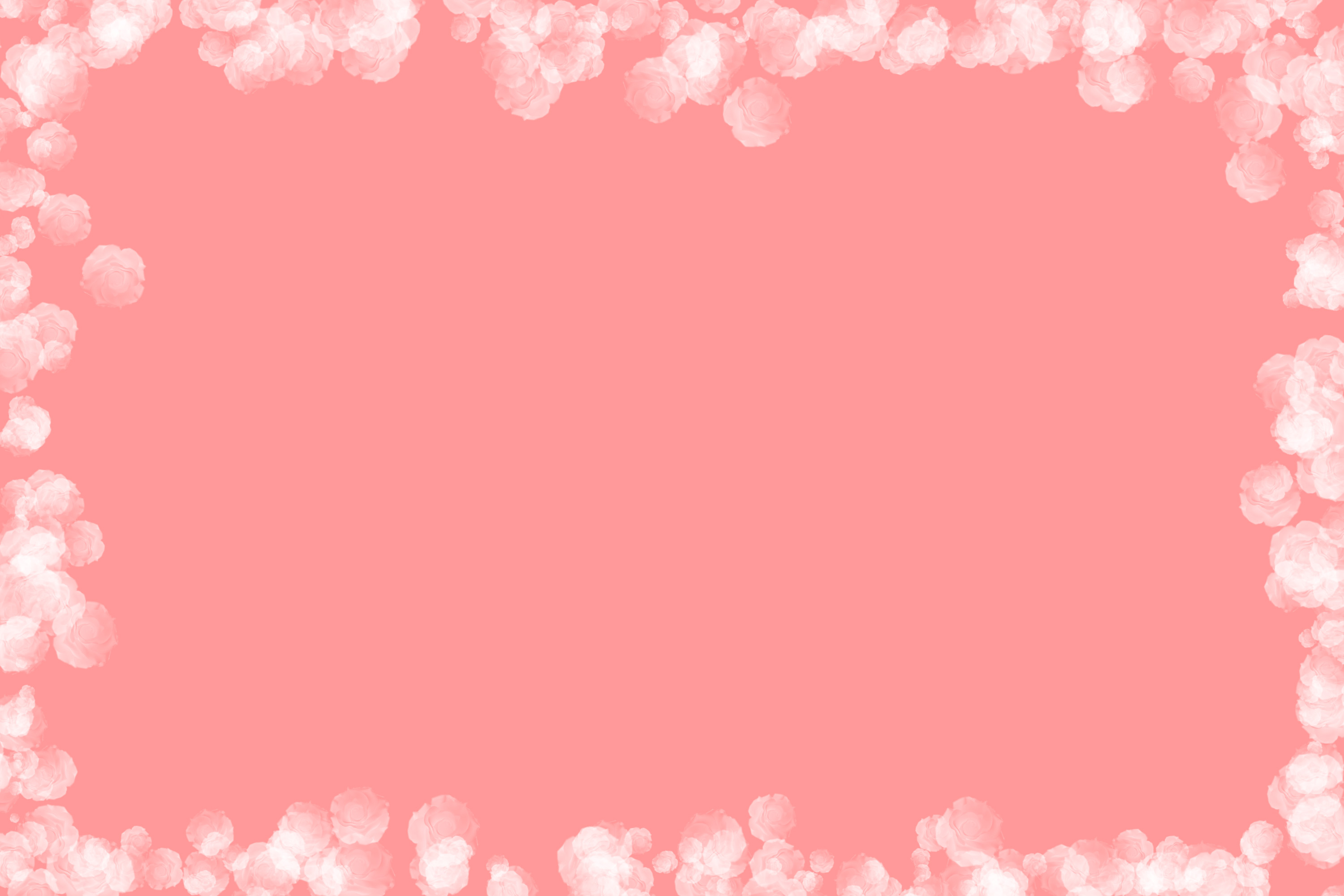 rose frame pink | Free backgrounds and textures | Cr103.com