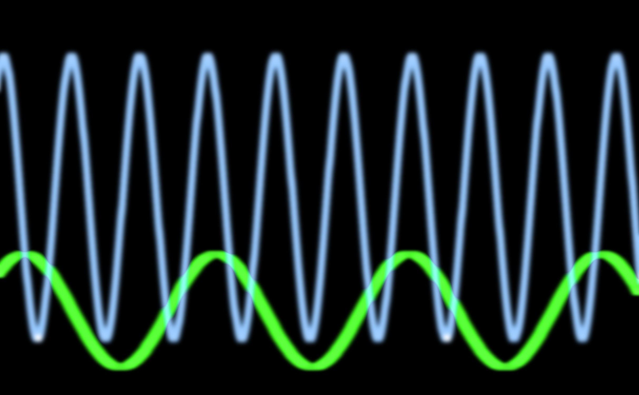 regular rhythm examples