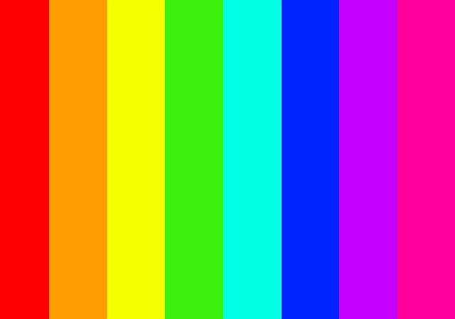 rainbow colour bars | Free backgrounds and textures ...