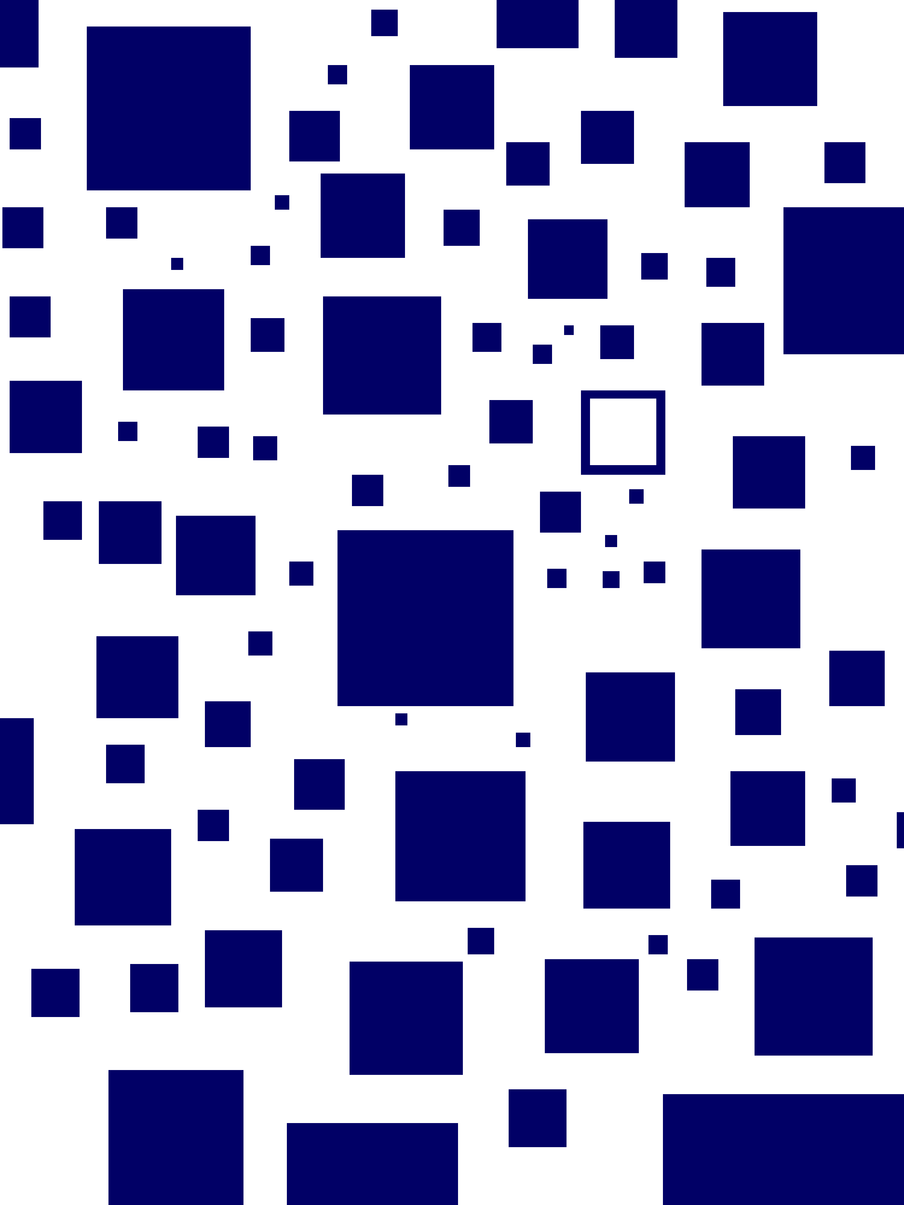 a illustrated background of blue squares