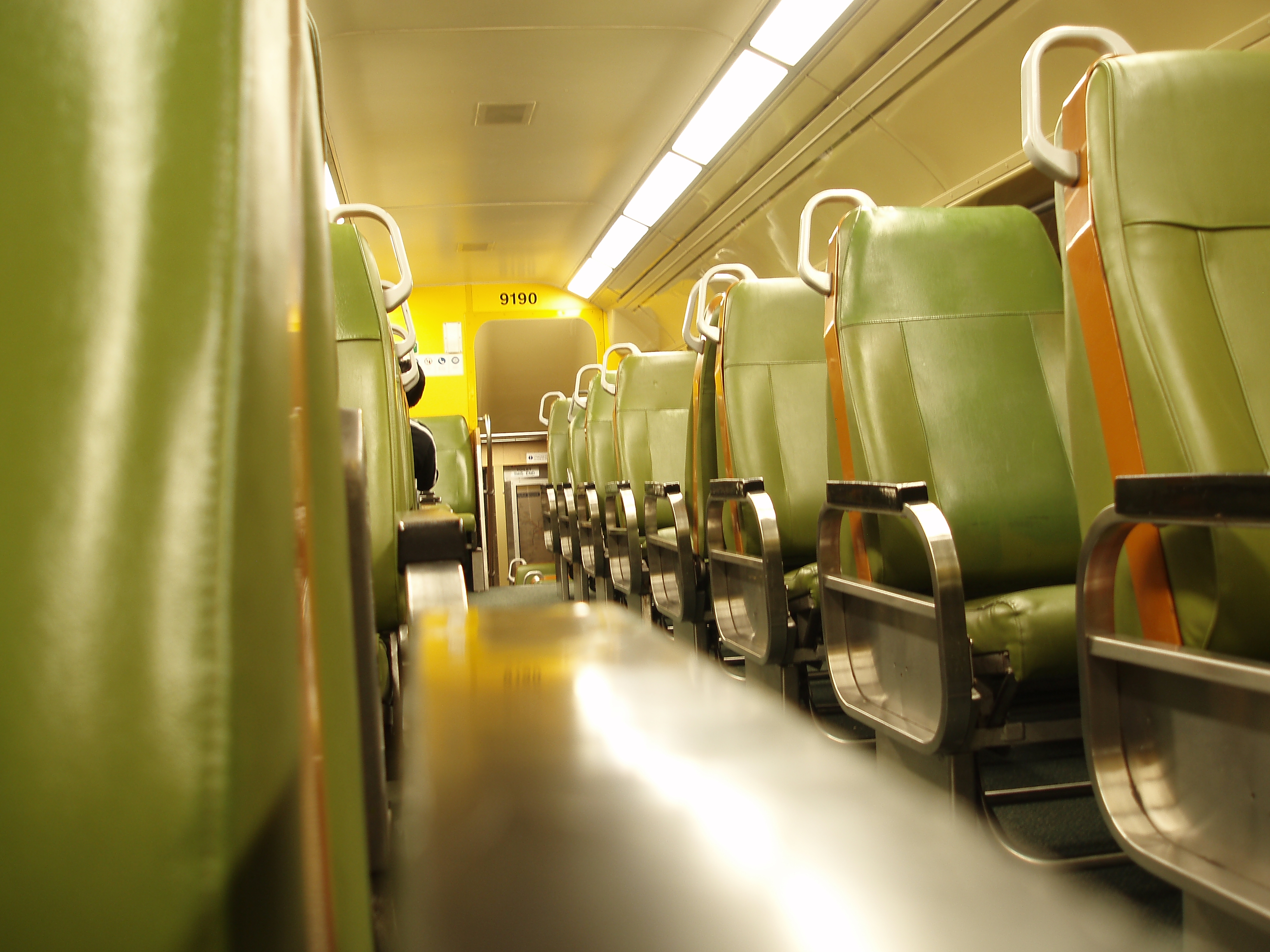 cityrail night train