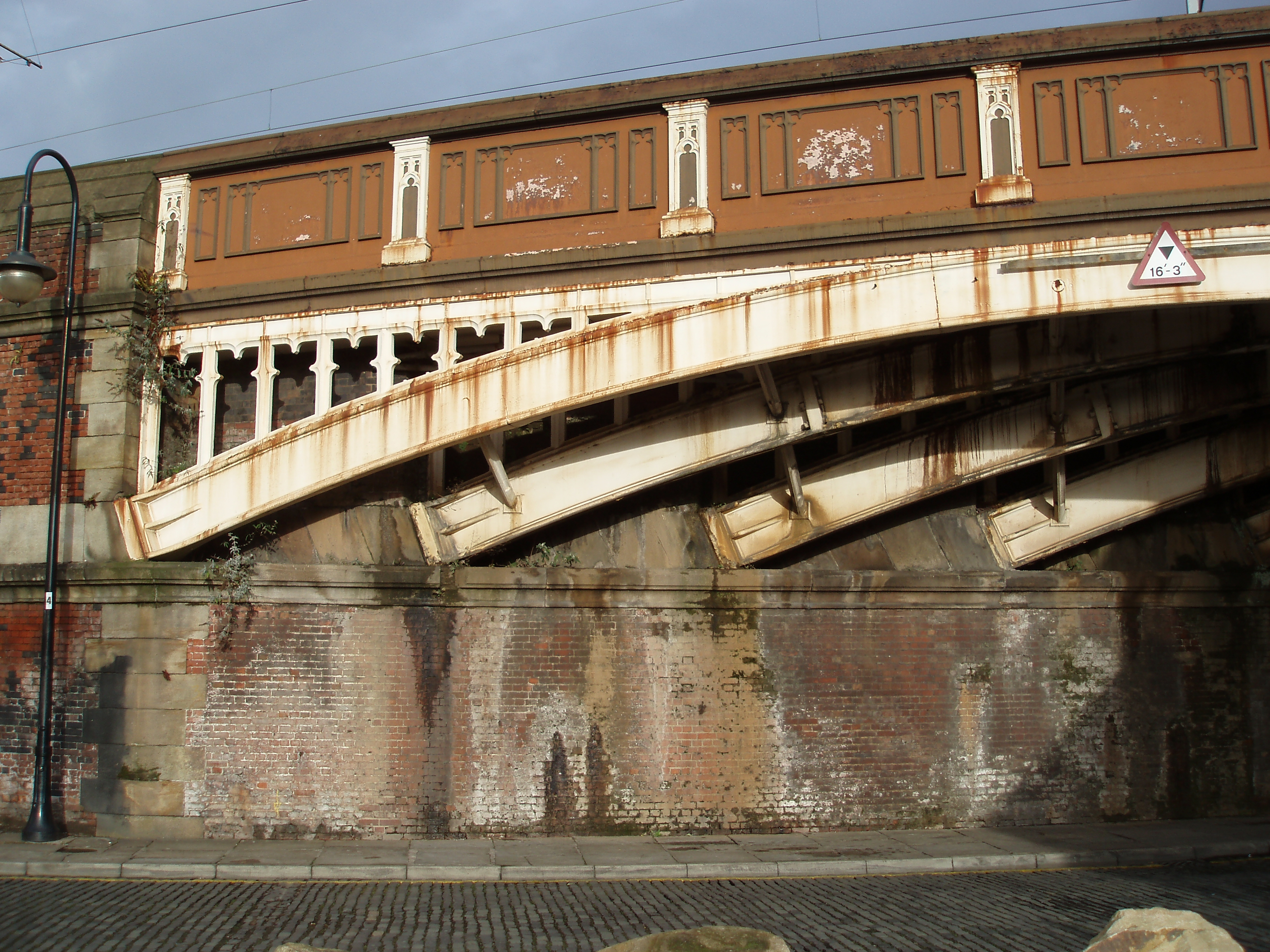 manchester historic railway viaducts