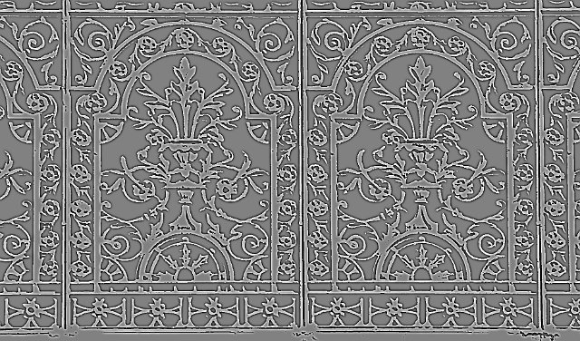 Wrought Ironwork Detail Free Backgrounds And Textures