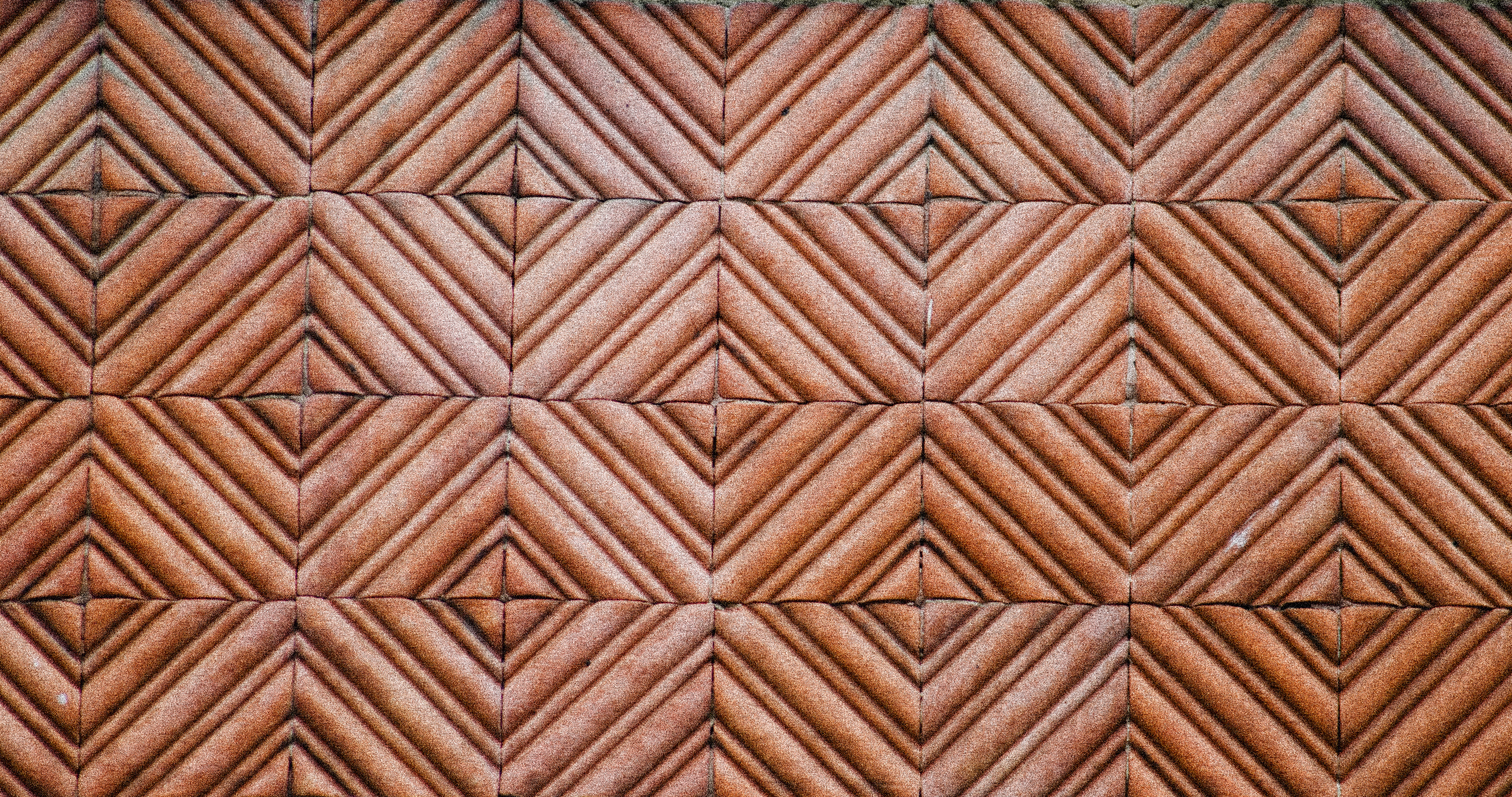 patterns in tiles and stone