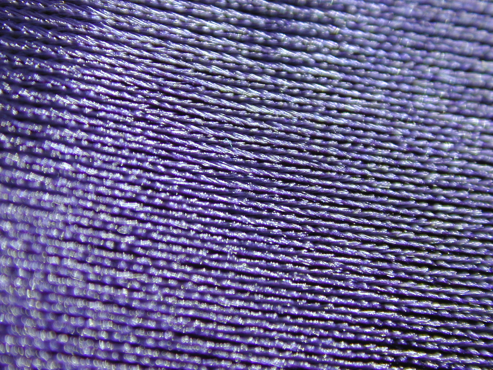 woven synthetic fabric detail