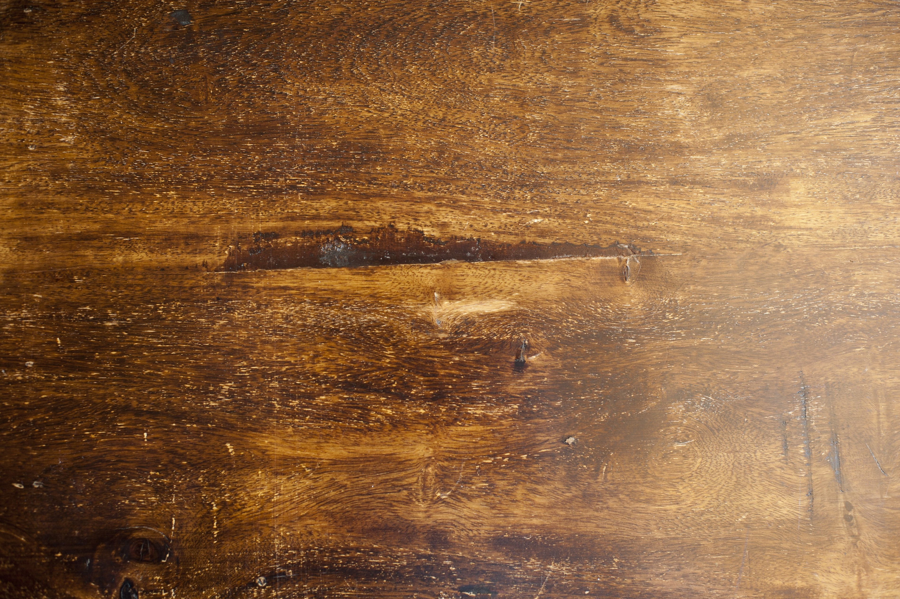Background texture of dark wood with a woodgrain pattern