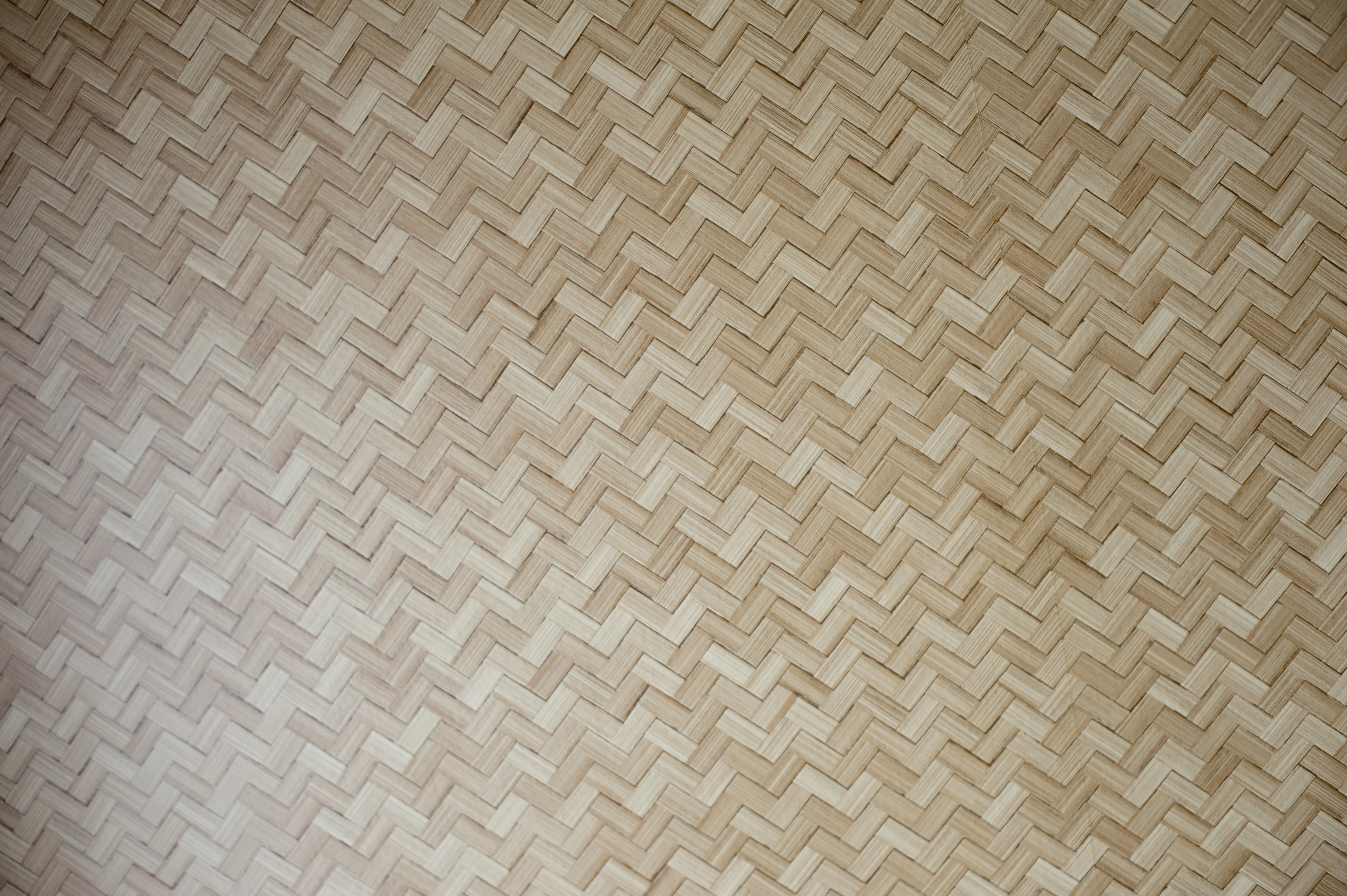 Wooden Texture Woven bamboo used in c...